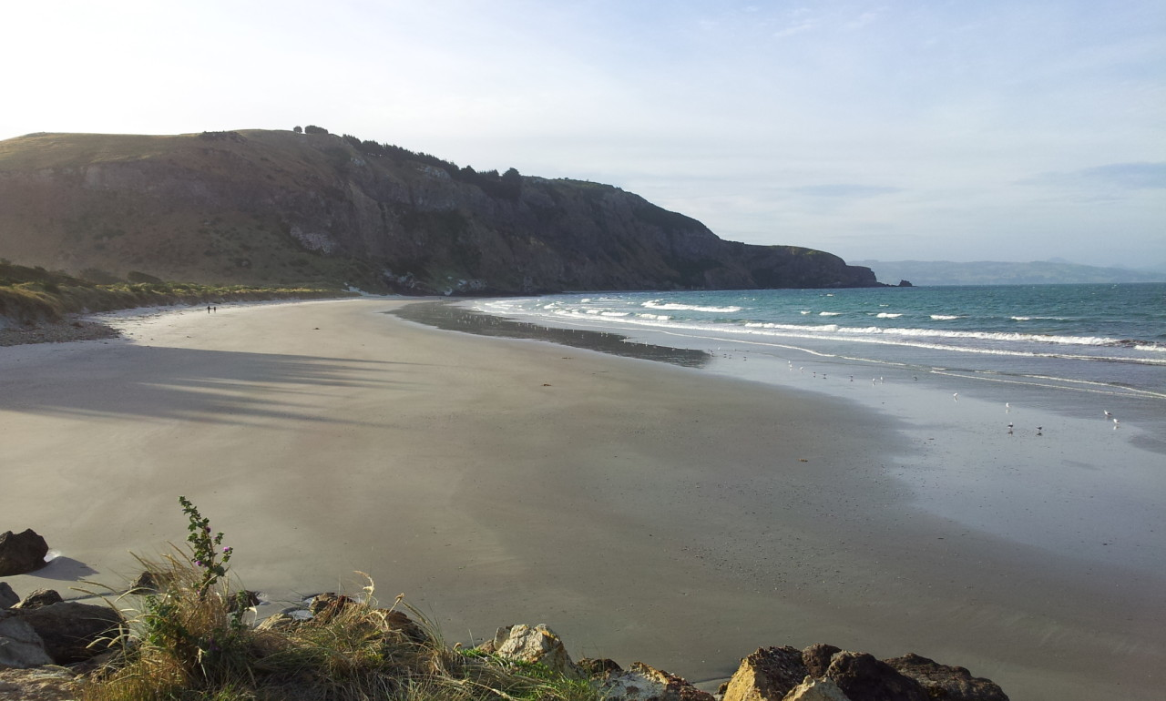 New Zealand Remote Beaches