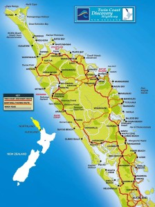 Northland New Zealand Map.Top Things To Do In The North Island Of New Zealand Kiwi Road Trips