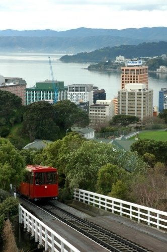 See Wellington with a Kiwi Road Trips Campervan